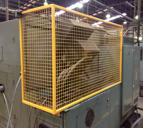 ANSI B11 19 Fixed Guards for Machines